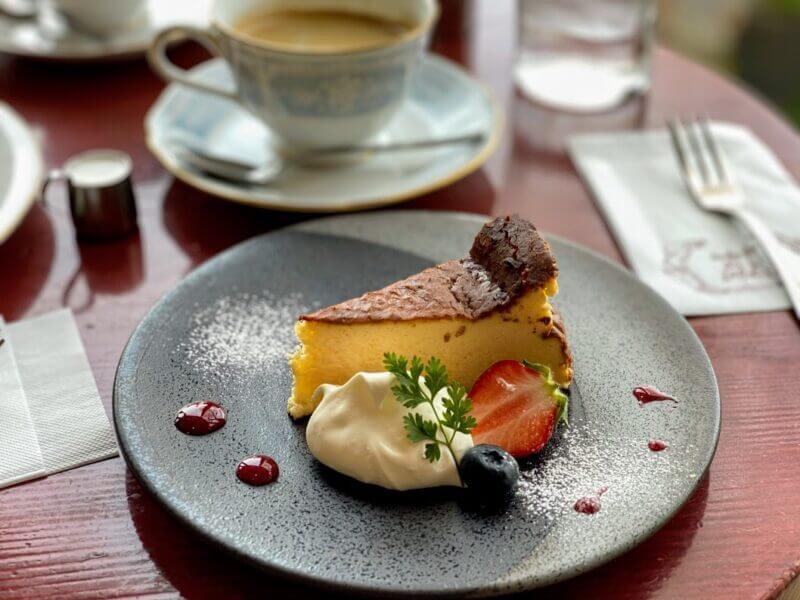 『カフェ・ド・ラパン(cafe du lapin)』守谷で人気のカフェレストラン