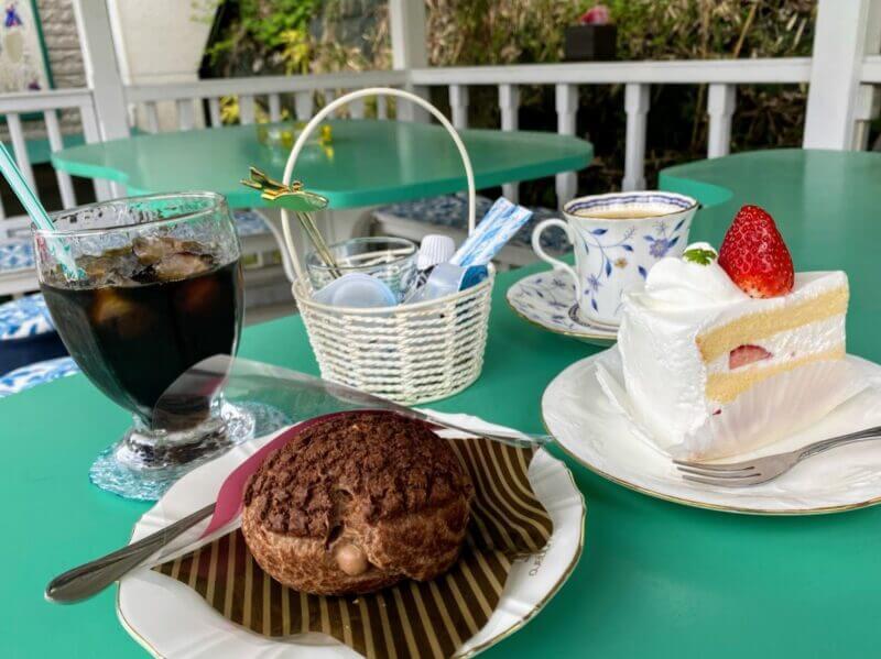 『クインズケーキ』勝浦の山奥にあるメルヘンチックなケーキ屋さん