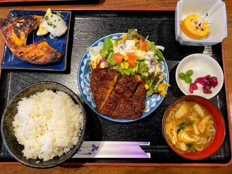 『お食事処 レンキチ』ボリューム満点!日替わり定食