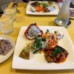 『レストランMOMO (モモ)』根津のビストロでワンプレートランチ