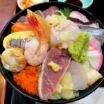 『大衆割烹 大黒 八柱』大人気のスペシャル海鮮丼とお魚定食