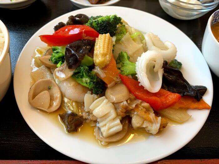 『台湾料理 八福』新守谷でお値打ち価格の中華ランチ