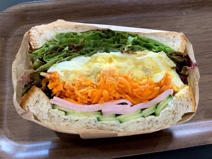 『ツドイサンド・松戸』古民家をリノベしたサンドイッチ屋さんのカフェ
