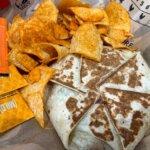 『TACO BELL(タコベル)セブンパークアリオ柏店』がっつり食べられるクランチラップスプリーム