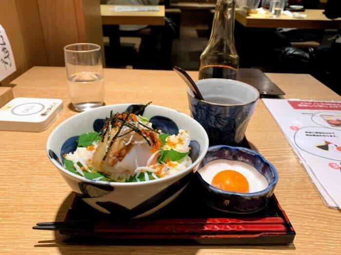 『SAKE BAR サカナノトモ』柏駅近くで新鮮なお魚ランチ♪女性ひとりでも入りやすい!